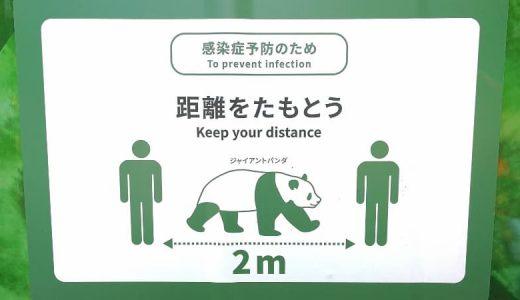 上野動物園が予約制で再開!【いつから予約可能?園内の注意事項などを解説します】